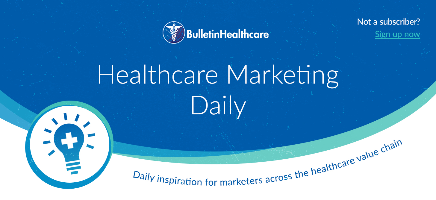 Please add pdm@bulletinhealthcare.com to your address book